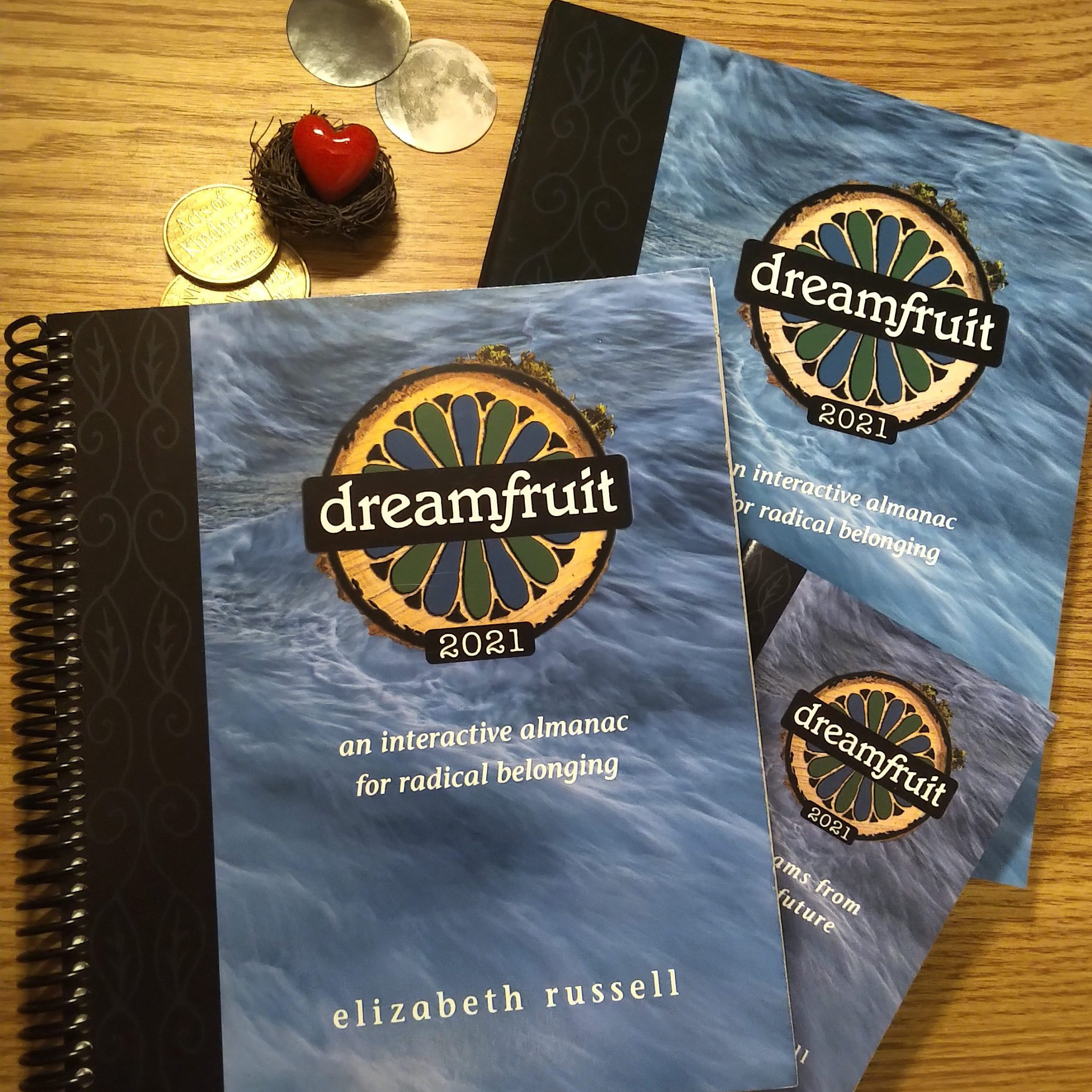 Dreamfruit 2021 books
